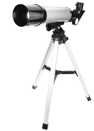 Телескоп юного астронома астрономический небольшой легкий простой