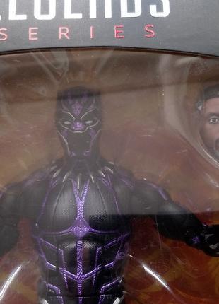 Hasbro Marvel Legends Чорна Пантера Вібраніум, Марвел Леджендс