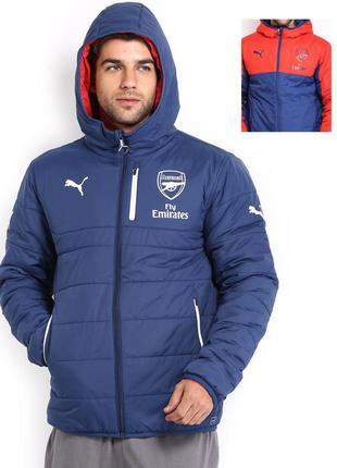 Мужская демисезонная зимняя куртка puma