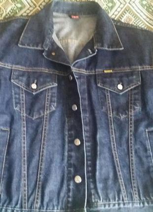 Куртка джинсова  Dizel xxl