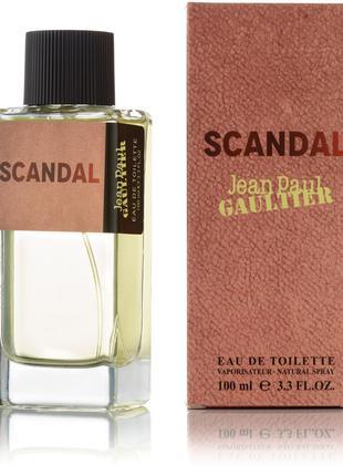 Женская туалетная вода Jean Paul Gaultier Scandal - 100 мл (new)