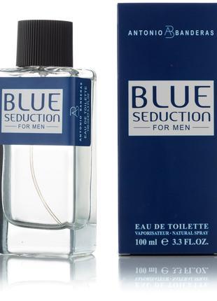Мужская туалетная вода Blue Seduction Antonio Banderas  100 ml
