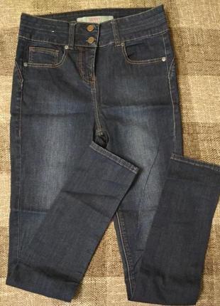 Джинсы, джинсы скини, завышенная талия