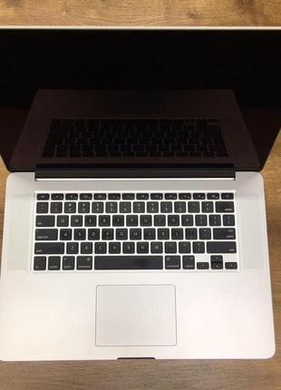 Apple MacBook Pro 15 i7-2.8/16gb/SSD 500gb mid 2014