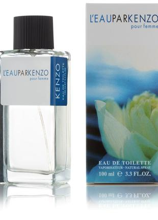 Женская туалетная вода L'Eau Par Pour Femme К - 100 мл (new)