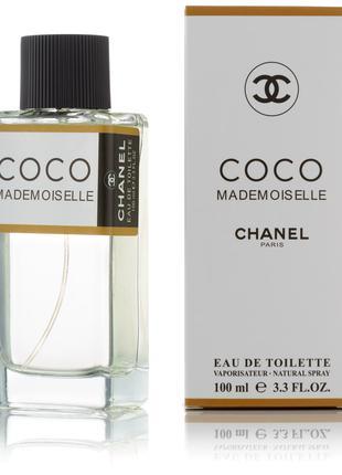 Женская туалетная вода Coco Mademoiselle - 100 мл (new)