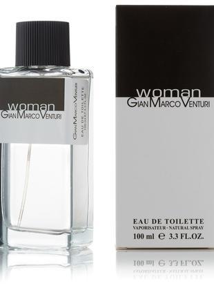 Женская туалетная вода Woman Gian Marco Venturi - 100 мл (new)