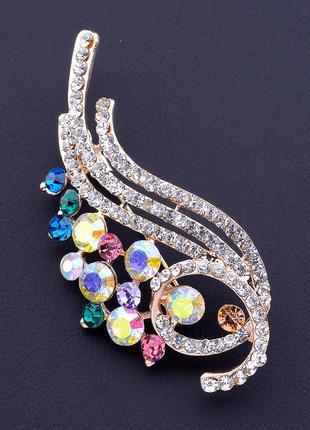 Брошь 'fashion' сrystal 0785280