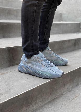 Мужские крутые кроссовки adidas yeezy boost 700 адидас
