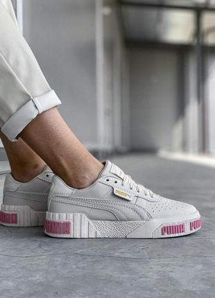Puma cali шикарные женские кроссовки пума кали