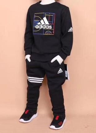 Костюм adidas размеры 4-12лет