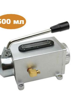 Ручной масляный насос Система смазки для станка ЧПУ (ручная масло
