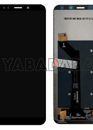 Дисплей, модуль Xiaomi Redmi 5 Plus с сенсором, Экран с рамкой