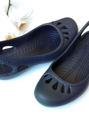 Балетки крокс, crocs malindi 35-39