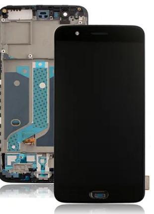 Дисплей модуль экран OnePlus One 2 3 3T 5 5T 6 6T 7 Pro X с ра...