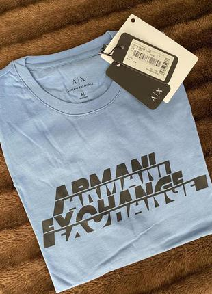 Футболка мужская ARMANI EXCHANGE, оригинал USA, размер M