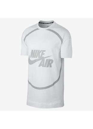 Футболка nike oversize air heavyweight t-shirt оверсайз крой о...
