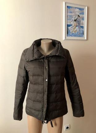 Демисезонная куртка пуховик