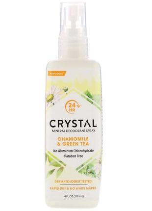 Crystal body deodorant дезодорант из натуральных минеральных с...