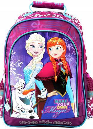 Рюкзак ортопедический Холодное сердце Frozen