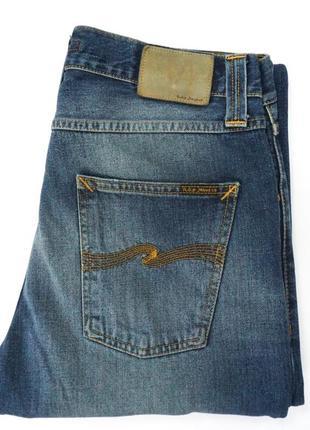 Распродажа! джинсы nudie jeans steady eddie