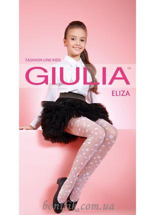 Нарядные детские колготки с рисунком ELIZA 20 (model 3)