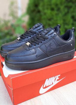 Nike air force 1 черные