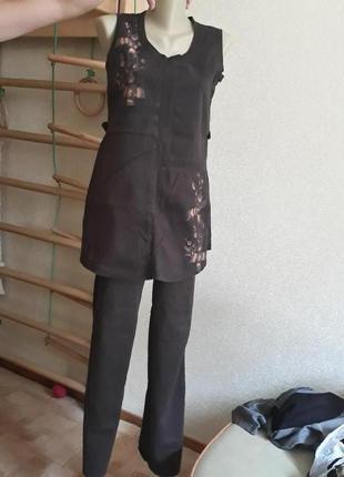 Костюм для беременных (брюки и туника)