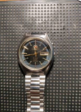 Мужские наручные японские часы Orient 3 Stars (05469A716)-автомат
