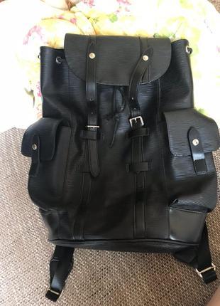 Рюкзак портфель Supreme x Louis Vuitton