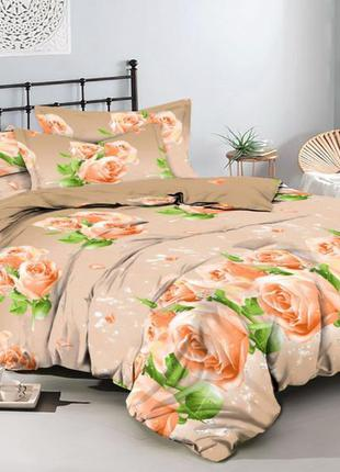 Комплект постельного белья. лен
