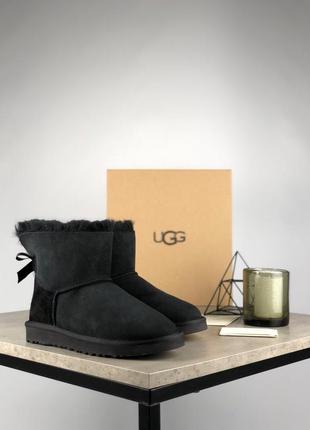 Женские черные ботинки разные размеры в наличии