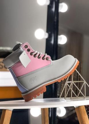 Женские демисезонные ботинки разные размеры в наличии