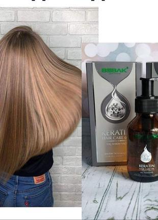 Масло для волос восстановление и блеска