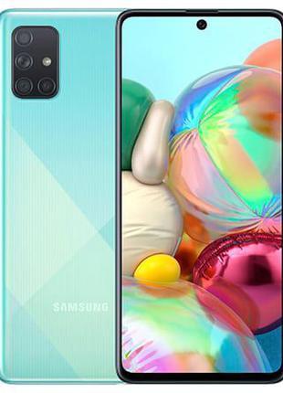 Samsung Galaxy A71 2020 6/128GB Black + ГОД ГАРАНТИИ!!!