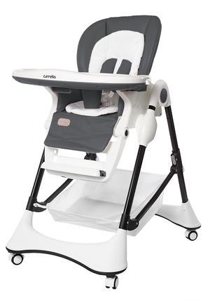 Стульчик столик для кормления ребенка Carrello Stella