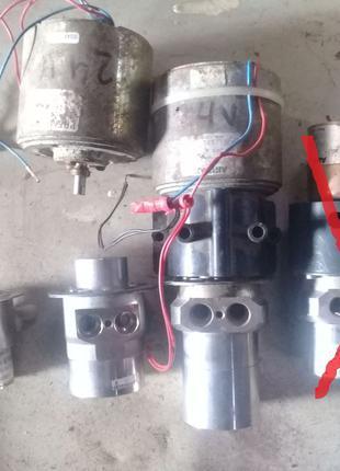 магнитный шестеренный насос помпа HSP304A.MG304XJ Нержавеющий