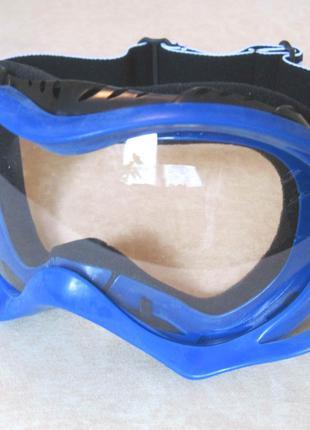 Мото очки Vega 6399, размер универсальный
