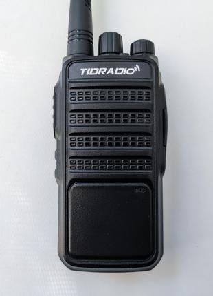 Рация Tidradio TD-Q2, как Baofeng BF-888s, кабель, гарнитура, акк