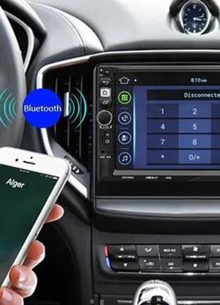 Автомагнитола 2DIN DHD Pioneer 8702 Android 7.1 WI-FI GPS
