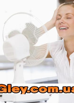 Настольный Вентилятор охладитель Domotec MS-1624 30 Вт Цена ка...