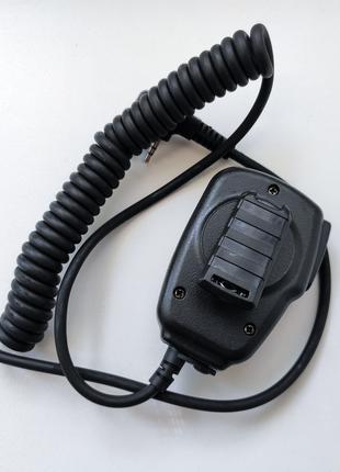 Выносной микрофон-динамик для рации Baofeng, Kenwood, Tidradio