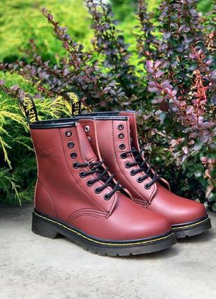 Dr. martens jadon black женские ботинки мартинс бородовый цвет...