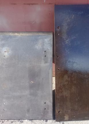 Пара плиты шлифованные стол на фуганок станок 50см ширина
