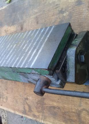 механическая синусная магнитная плита 100*400мм