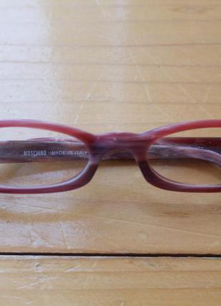 Узкие женские очки оптика для зрения moschino m 3659-v оправа ...
