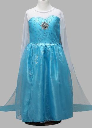 Платье детское нарядное на новогодний утренник праздник сукня ...