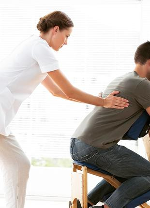 Различные виды массажа на дому, офисе и в салоне
