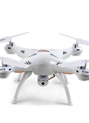 Квадрокоптер X5SW с камерой WiFi Syma