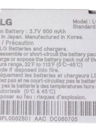 Аккумулятор LG KG320 / LGIP-600 (600 mAh)